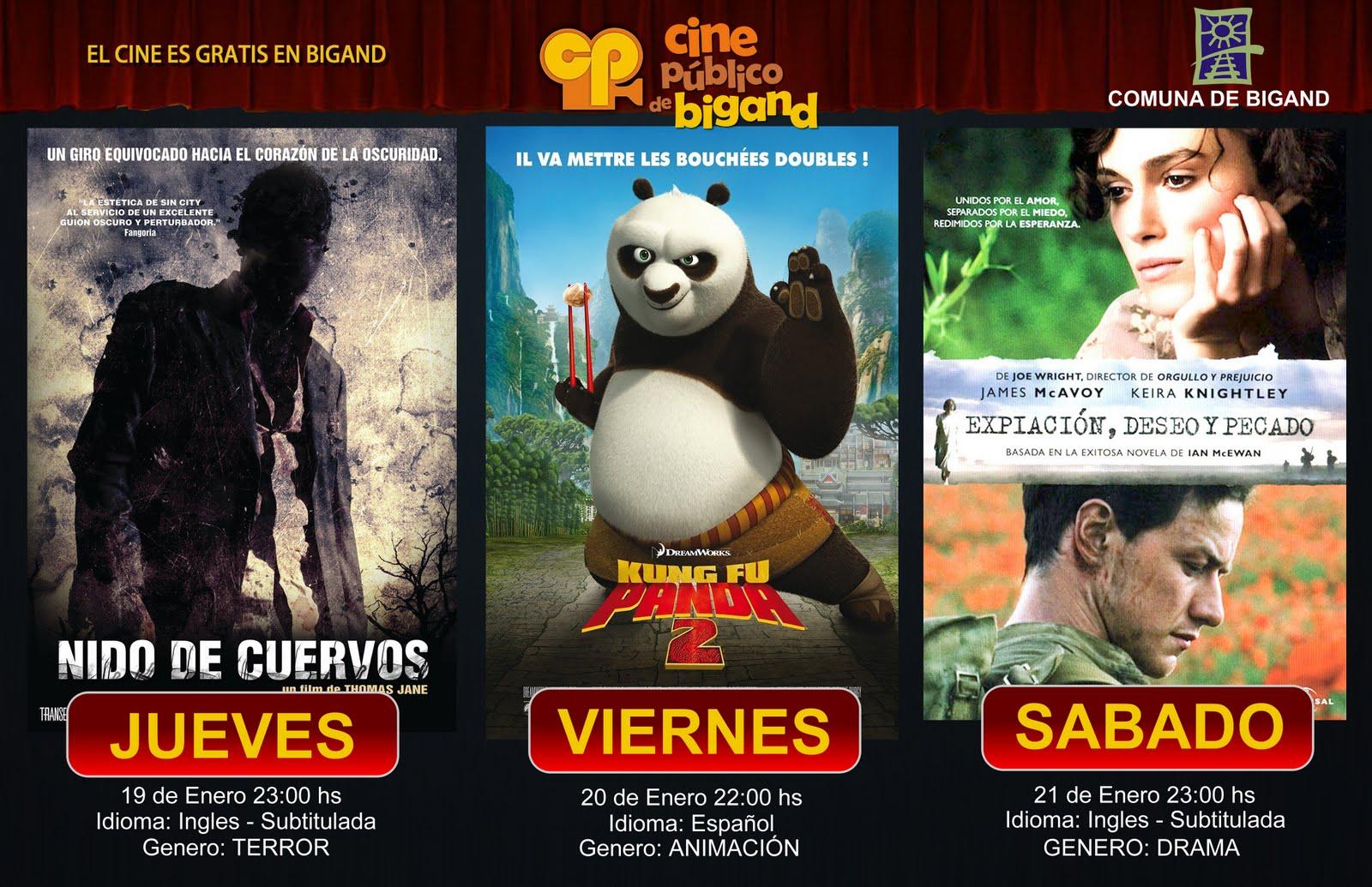 La cartelera de cine en tu iphone images frompo - Cartelera cine de verano aguadulce ...