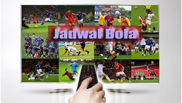 Jadwal Bola Siaran Langsung TV Pekan Ini: 18-20 Mei 2014