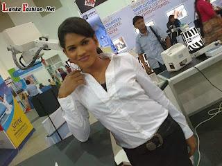 Ayesha madushani sl model