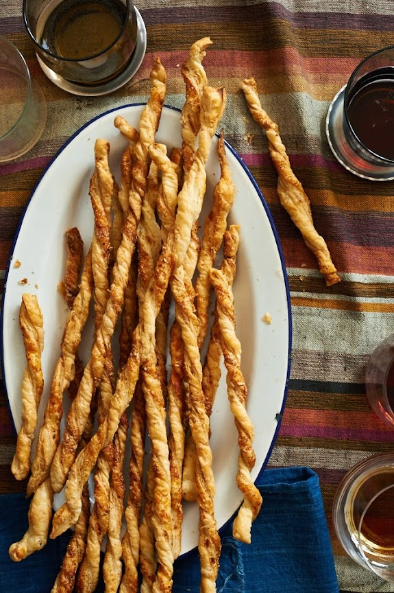 CUP OF JO: Homemade Cheese Straws