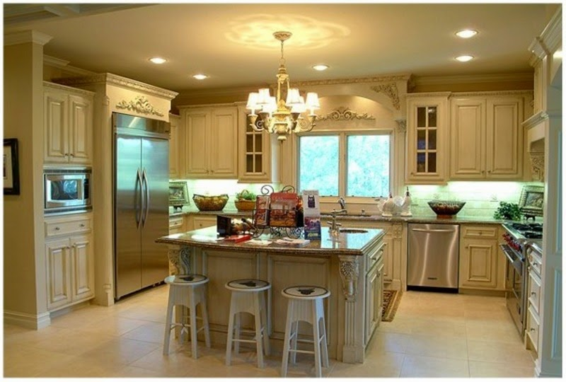 kitchen design in new york
