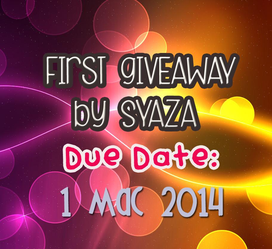 http://syazaafrina56.blogspot.com/2013/12/first-giveaway-by-syaza_31.html