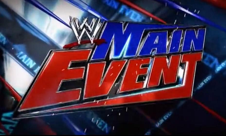 Repetición WWE Main Event Septiembre 30, 2014 en Ingles