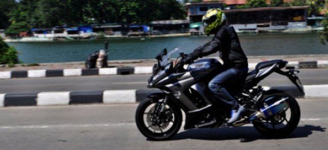 2015 Kawasaki Ninja 1000 Korea