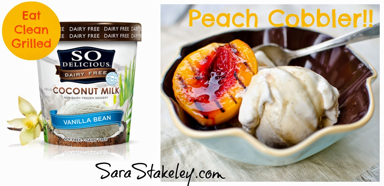 desert, cobbler, eat clean desert, dairy-free, eat clean, Sara Stakeley, Sarastakeley.com, recipes, PCOS chef, memorial day, picnic, grill,summer , easy, healthy, cobbler alternative , love food, foodie, cook, party,