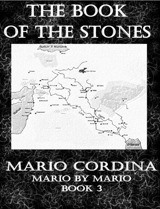 Mario By Mario Book 3 'The Stones'