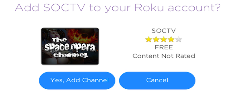 how to add channels to roku 2