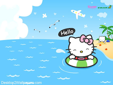 #13 Hello Kitty Wallpaper