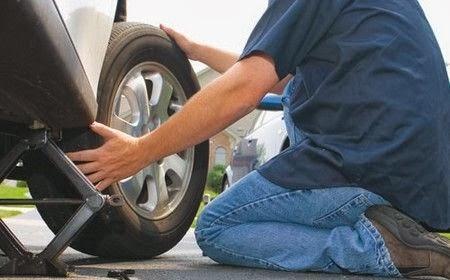 Araba Lastiği Değiştirme, Lastik Nasıl Değiştirilir?