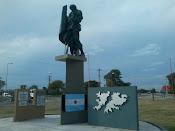 Homenaje al Héroe de Malvinas