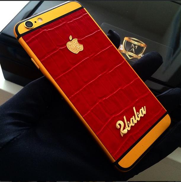 customised Iphone 6