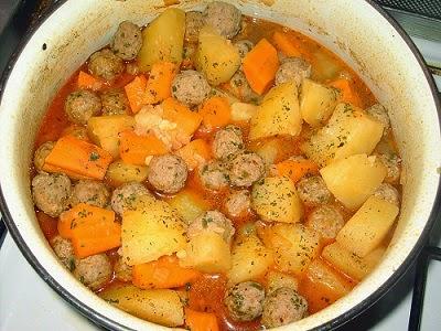 Manger Turc La Cuisine Turque Patatesli Sulu Kofte