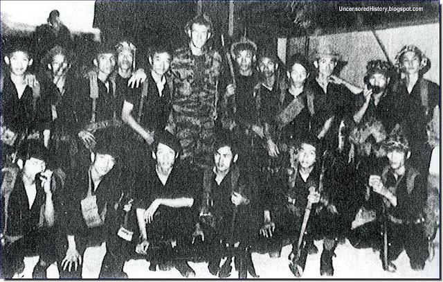Delta Phoenix adviser John Wilbur  Kien Hoa Province PRU team  1967