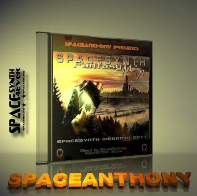 SPACESYNTH FANTASY MIX 2011 by SpaceAnthony