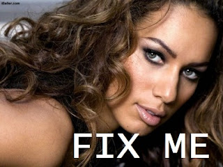 Leona Lewis ft. Ricky Hil - Fix Me Lyrics