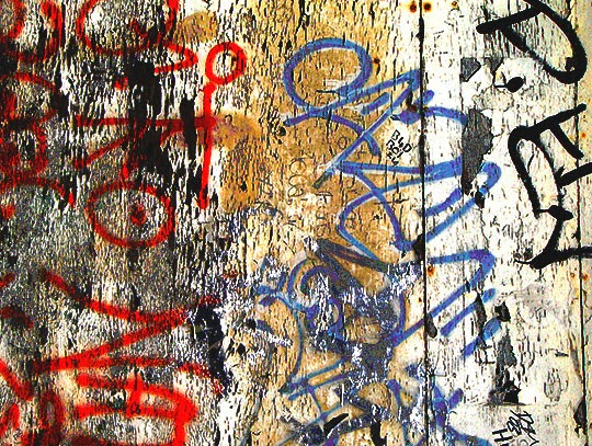 sprayed on, urban photography, contemporary, photo, art,