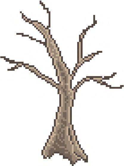Как нарисовать дерево в