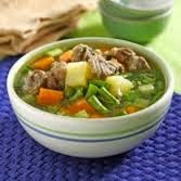 cara membuat sup daging sapi sederhana