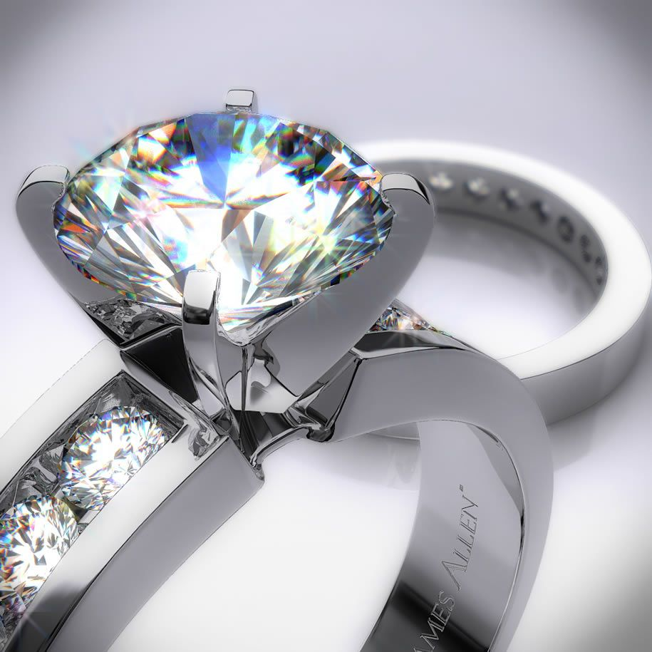 wedding rings white gold rings diamond rings engagement rings designs