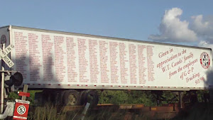 G&P Trucking billboard