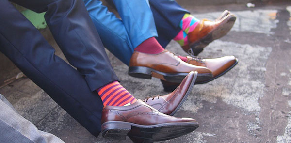 People Who Wear Crazy Socks Are Rebellious, Intriguing And Successful