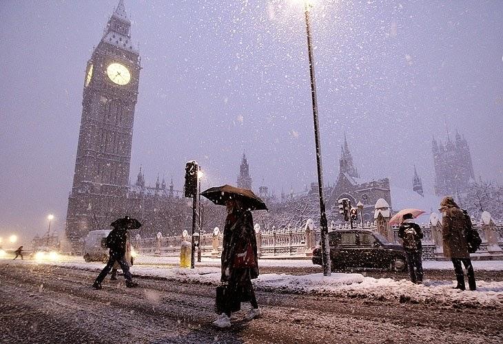 Clima de Londres