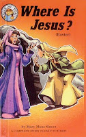 bookcover of WHERE IS JESUS?   by Mary Manz Simon