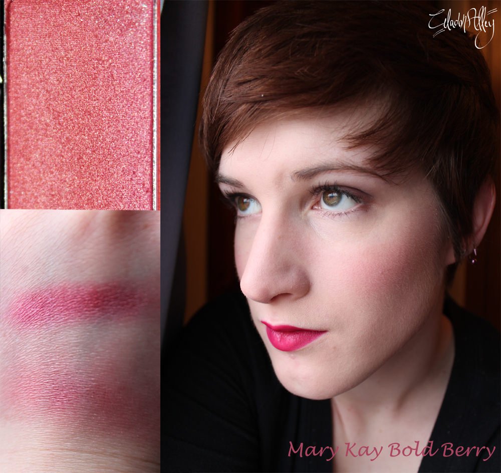 Mary Kay Blush Bold Berry