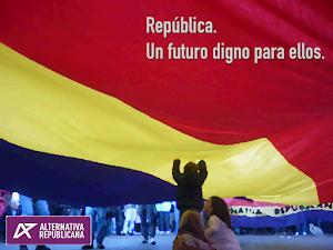 República. Un futuro digno para ellos.