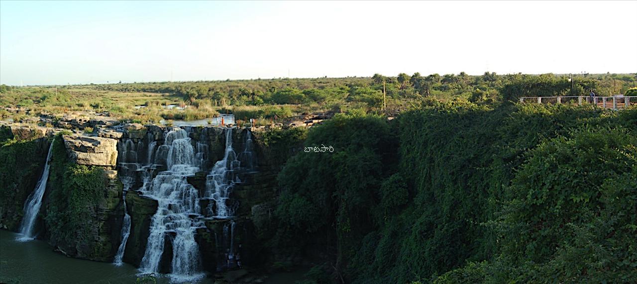 Ethipothala Waterfalls, Nagarjuna sagar Andhra Pradesh