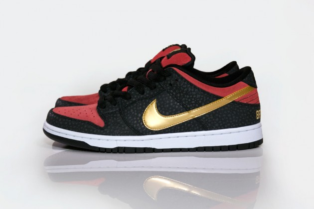 "Nike SB Dunk Low x Brooklyn Projects ""Walk of Fame"" QS"