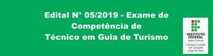 COMPETÊNCIA PARA TÉCNICO EM GUIA DE TURISMO - IFMT