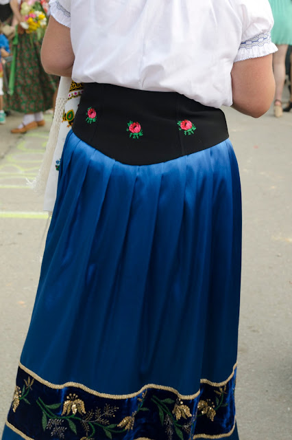 traditional Polish clothes, highlander clothing