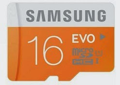 Samsung EVO MB-MP16D/IN microSDHC 16GB Memory Card just for Rs.299 Only @ Amazon (Lowest Price Deal)