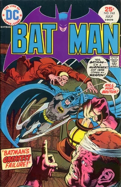 Batman #265, Batman Greatest Failure