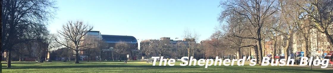 Shepherd's Bush Blog