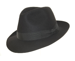 A Borsalino from Lock & Co – my second hat