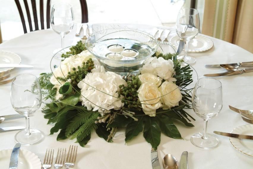 Centros de mesa con velas para bodas los mejores centros - Centros de mesa con velas ...