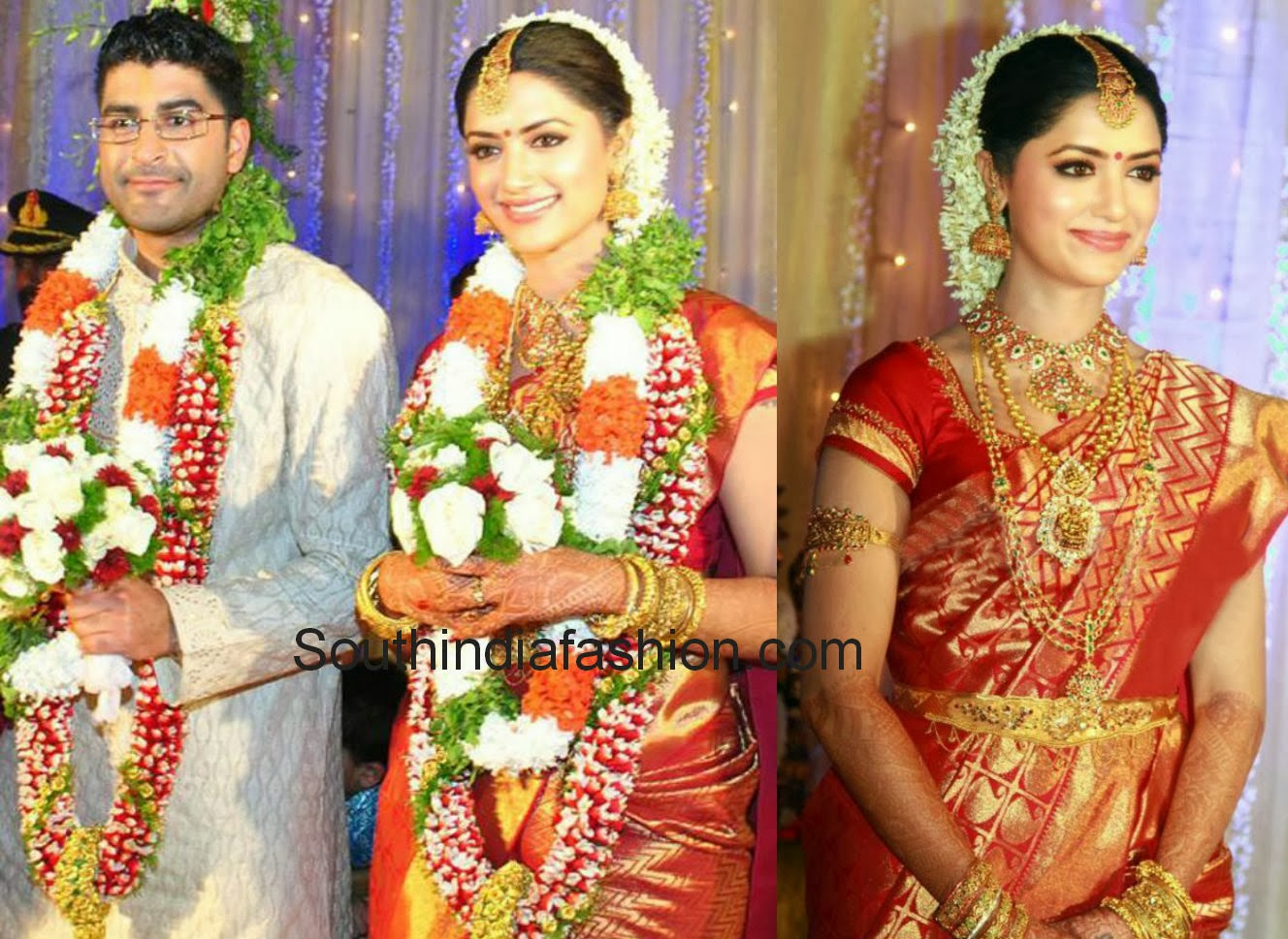 mamta mohandas wedding