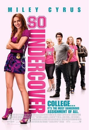 So Undercover 2012 poster