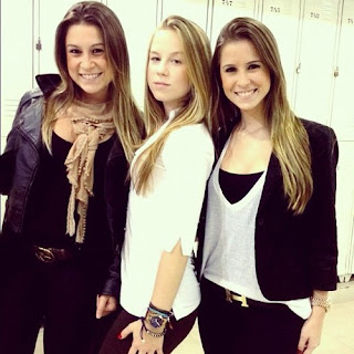 Tres chicas tarapotinas lindas