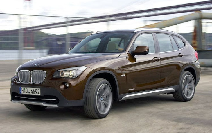 Look At the Car: 2013 BMW X1