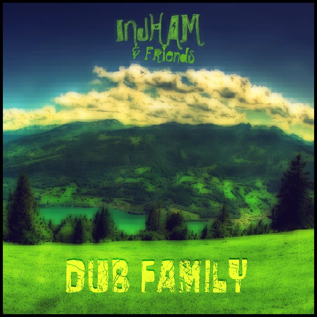 Injham & Incredible Dub Machine Dub Family
