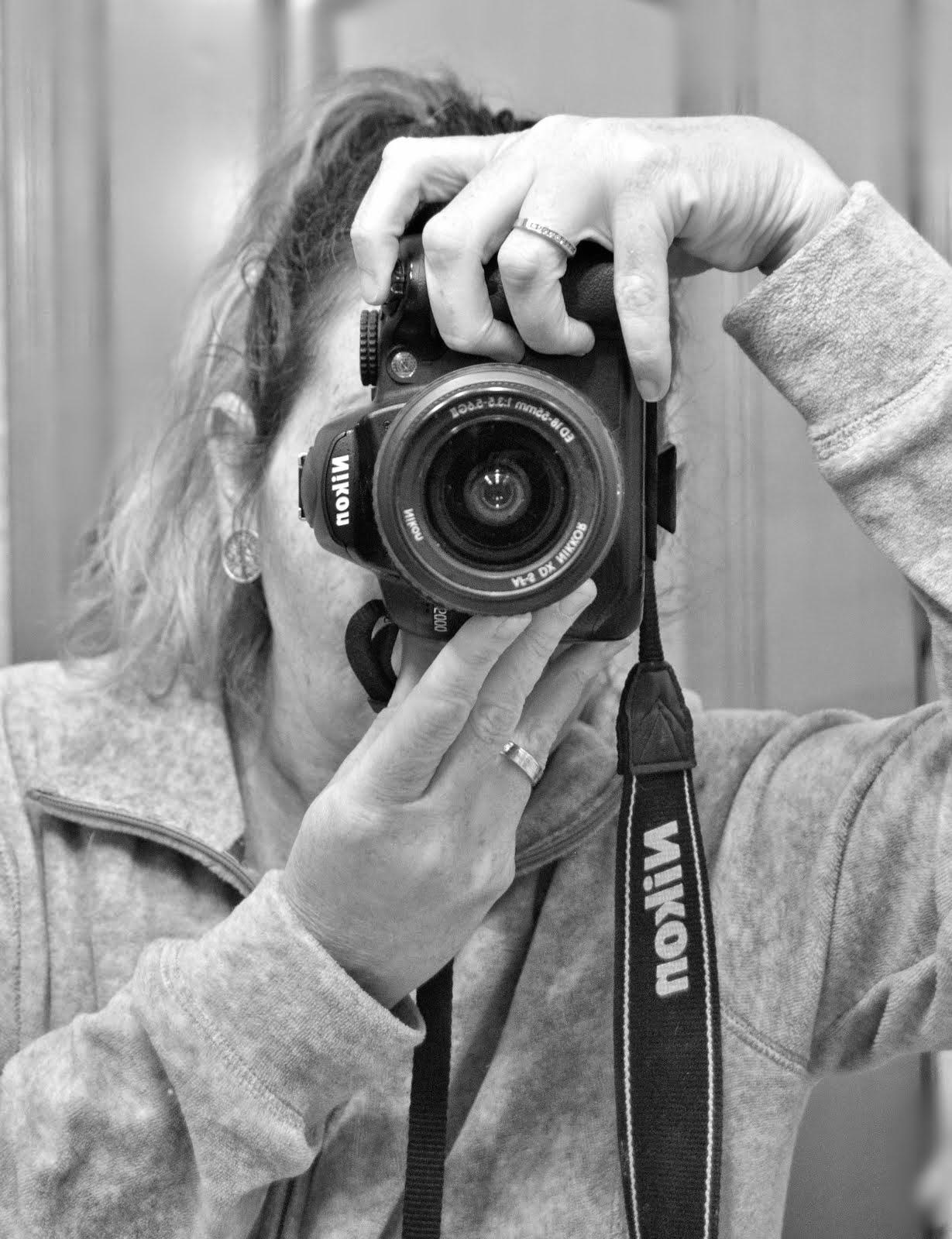 Mi mama tiene un blog y se pasa el día haciendo fotos