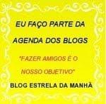 Faço parte do Agenda dos Blogs