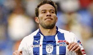 Luis Gabriel Rey anotó su gol numero 100 en México
