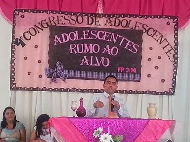 4º Congresso de Adolescentes na Caimba do Povo
