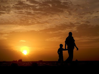 Ternyata Seperti Ini Anak yang Membawa Ayahnya ke Surga