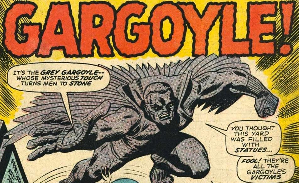 Gargoyle (Advanced Dungeons and Dragons/Greyhawk Adventures module WG9) Williams,