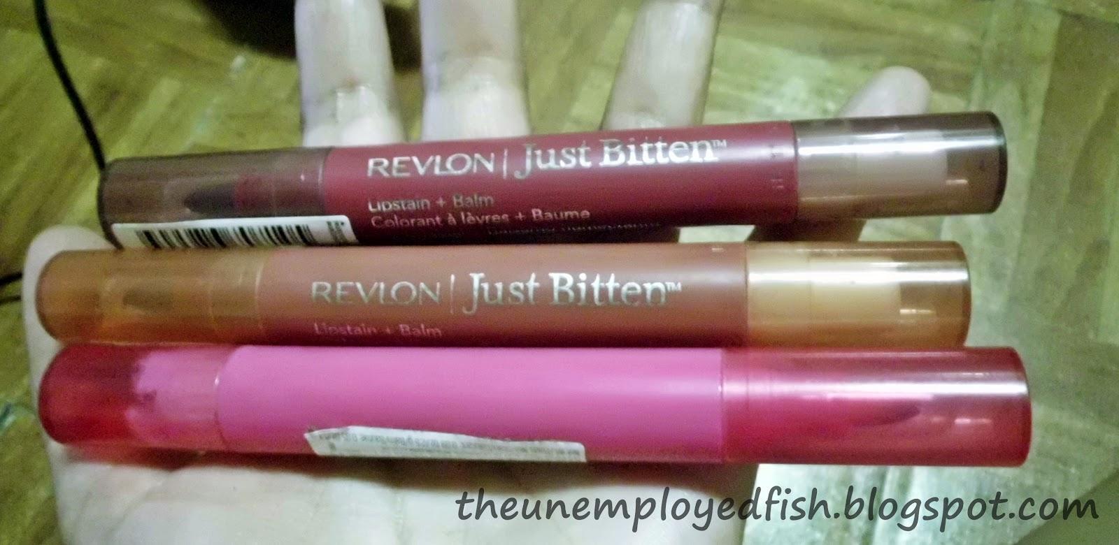 Revlon Revlon Just Bitten Lipstain Balm, 1 ea forecast